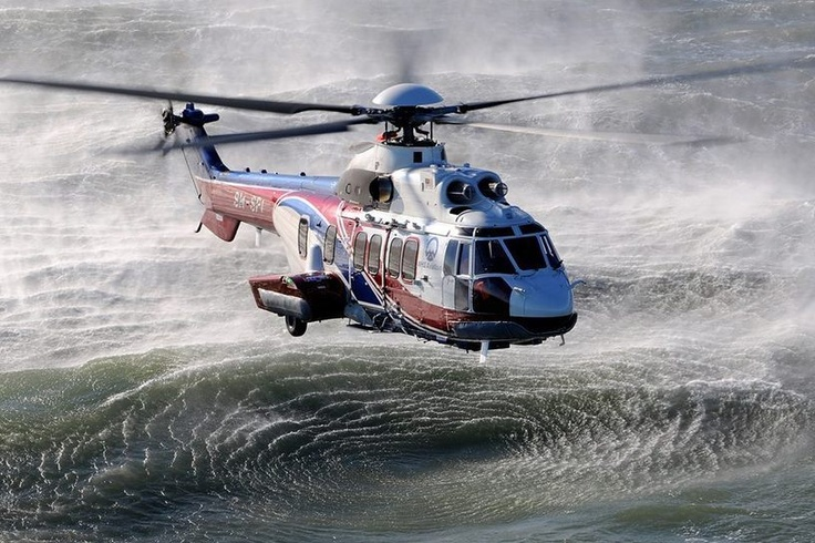 Вертолет Eurocopter EC225 / Airbus Helicopters H225 Super Puma