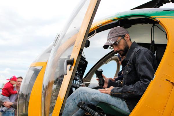 Подготовка пилотов вертолета