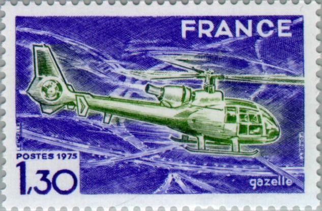 Gazelle helicopter (Francia)